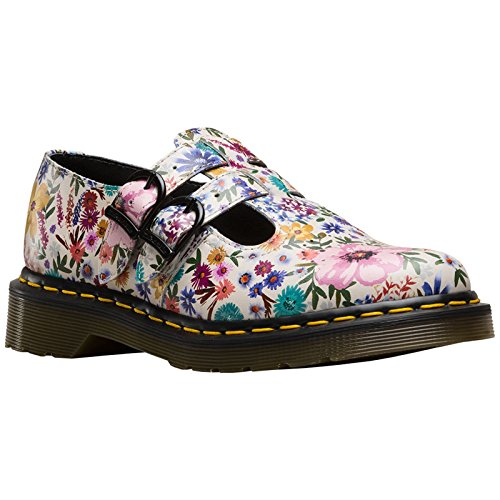 Dr. Martens Womens 8065 Wanderlust Oxford Bone Mallow Pink