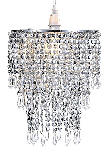 Beaded Pendant Light Shade