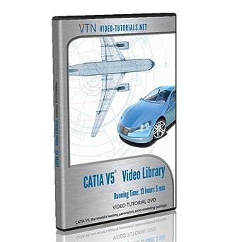 Amazon com: Learn CATIA v5 - Video Tutorial: Movies & TV