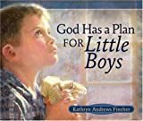 God Has a Plan for Little Boys, , 0736921524