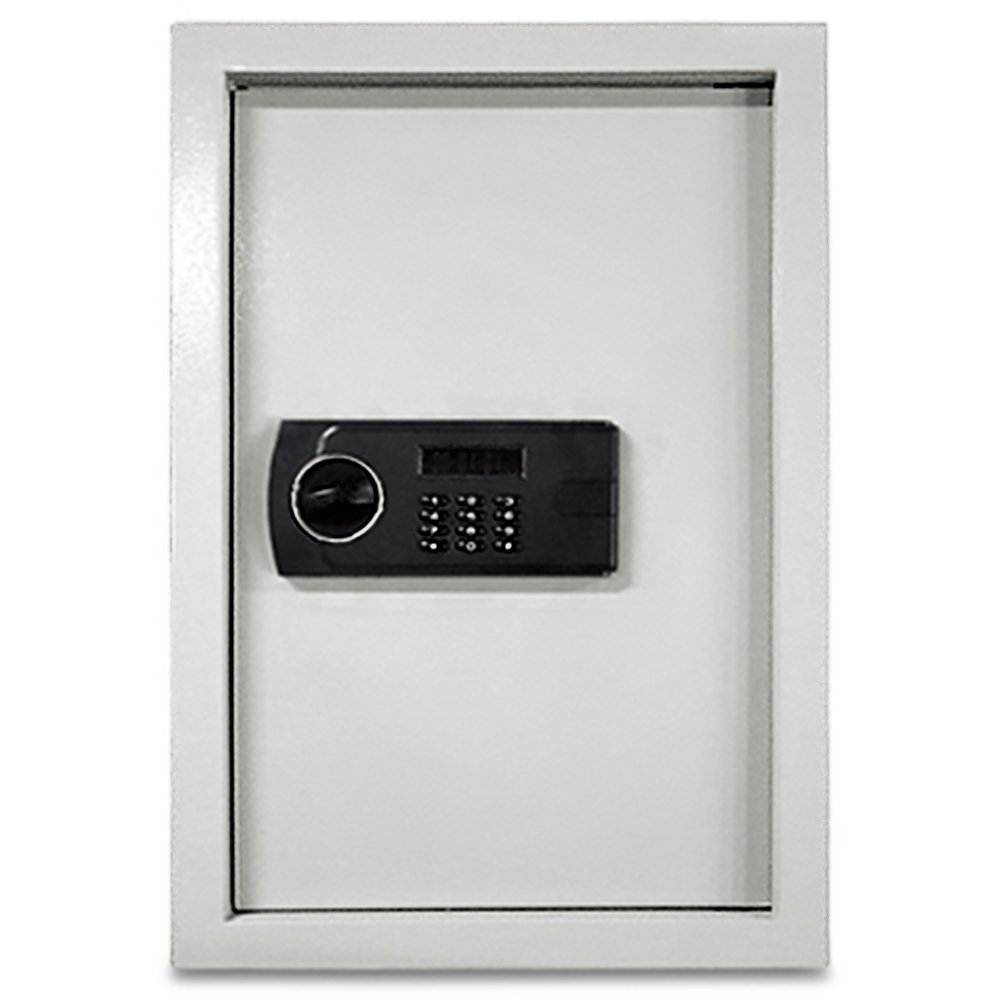 Hollon Safe WSE-2114 In Wall Safe, White, Small by Hollon Safe
