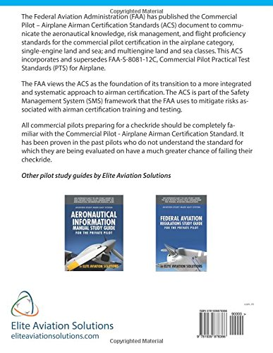 d2d3f3aa628 Airman Certification Standards Commercial Pilot Airplane FAA-S-ACS-7  Federal  Aviation Administration
