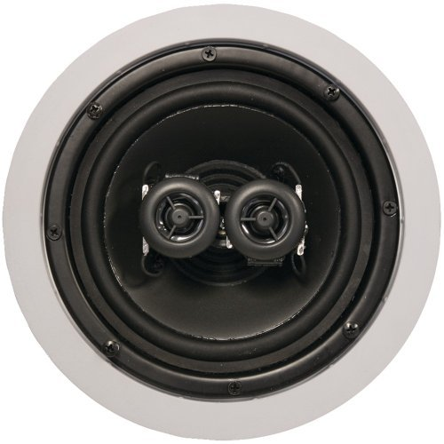 OEMAP611 - ARCHITECH PRO SERIES AP-611 6.5 2-Way Single-Point Stereo In-Ceiling Loudspeaker