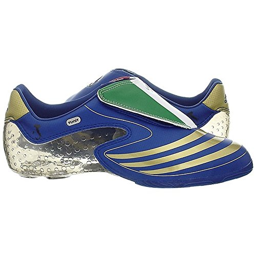 Adidas F50 Upper Italy Football Homme Tunit Chaussures Bleu De 8 Pour ffrwOdqx