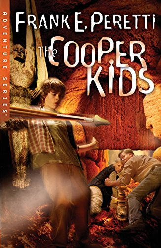 The Door in the Dragon's Throat/Escape from the Island of Aquarius/The Tombs of Anak/Trapped at the Bottom of the Sea (The Cooper Kids Adventure Series 1-4) for $<!--$19.99-->