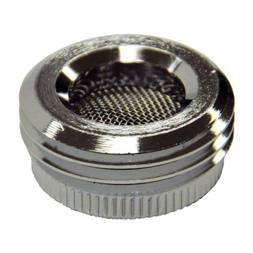 Price comparison product image Danco, Inc. 55/64 in.-27F x 3/4 in. GHTM Chrome Garden Hose Adapter Chrome Model: 10512 (Hardware & Tools Store)