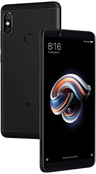Xiaomi Redmi Note 5 Dual SIM 4GB/64GB Smartphone International Version: Amazon.es: Electrónica