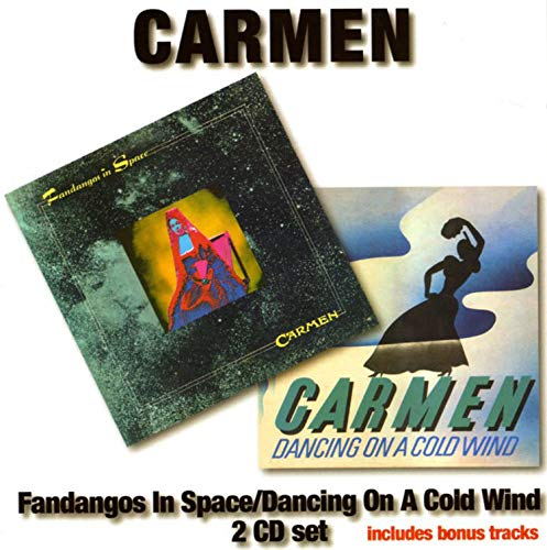 Fandangos In Space/Dancing On A Cold Wind