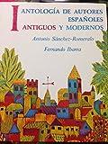 img - for Antologi a De Autores Espanoles: Antiguos Y Modernos, Volume I book / textbook / text book