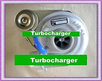 GOWE turbo para Turbo gt1752h 454061 - 5010S 454061 - 0010 454061 Turbocompresor para Fiat Ducato II para Opel para Renault para Iveco 8140.43 s9 W700 2.8L: ...
