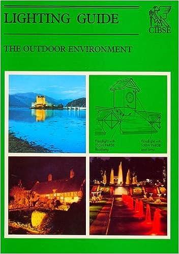 CIBSE 1992 The Outdoor Environment