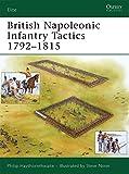 img - for British Napoleonic Infantry Tactics 1792 1815 (Elite) book / textbook / text book