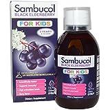 Sambucol Black Elderberry Kids Syrup-7.8 oz