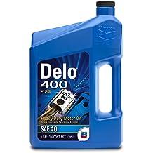 Delo 400 SAE 40 Motor Oil 1 Gallon Jug