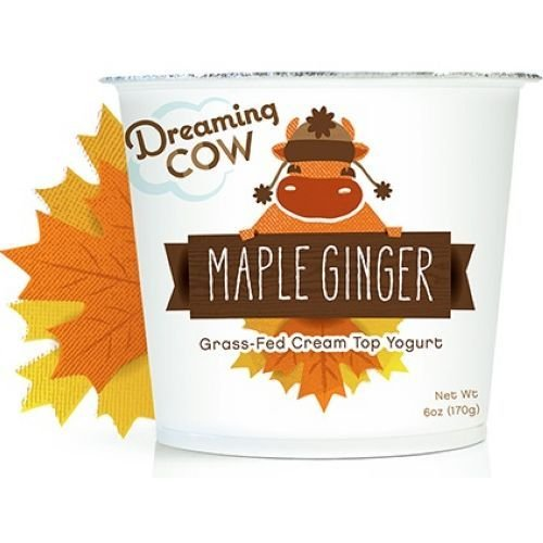 dreaming-cow-maple-ginger-yogurt-6-ounce-12-per-case