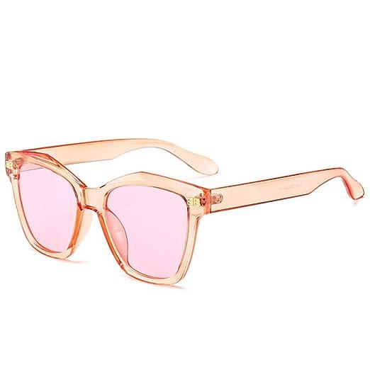 Yangjing-hl Gafas Tendencia Personalidad Gafas Moda Gafas de Sol ...