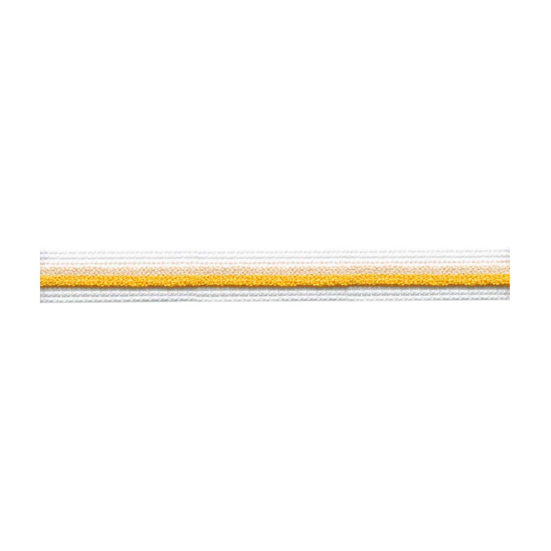 S.I.C. ストライプパイルテープ C/#18 ホワイト×アイボリー×サフラン 1反(30m) SIC-1202   B07LG2W8TH