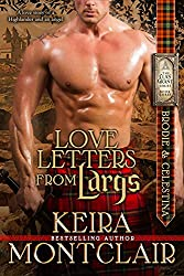 Love Letters from Largs: Brodie and Celestina (Clan Grant series Book 3) (English Edition)