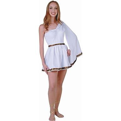 Adult Womens Toga Costume (Size: Medium ...