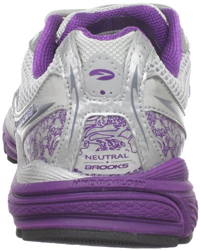 porpora Summon Argento Da Scarpa Donna 3 Brooks Running 70q6wH