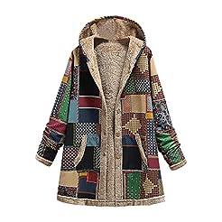 Womens Coats, HAPPIShare Pockets Vintage...