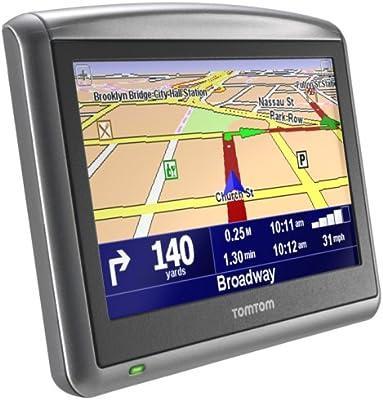 Amazon.com: TomTom ONE XL 4.3-Inch Bluetooth Portable GPS Navigator
