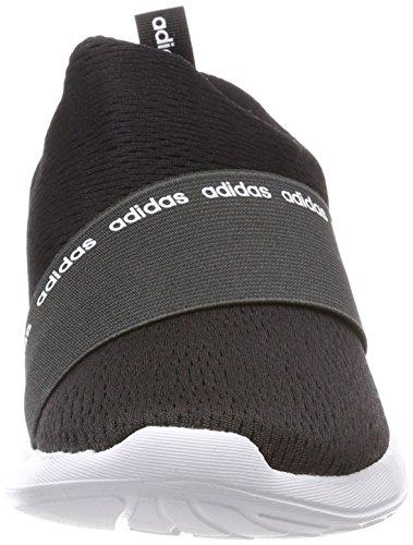 ftwbla Noir 000 De carbon negbas Fitness Femme Adidas Adapt Refine Chaussures wpfxqaza6
