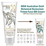 Australian Gold Botanical Sunscreen Tinted Face