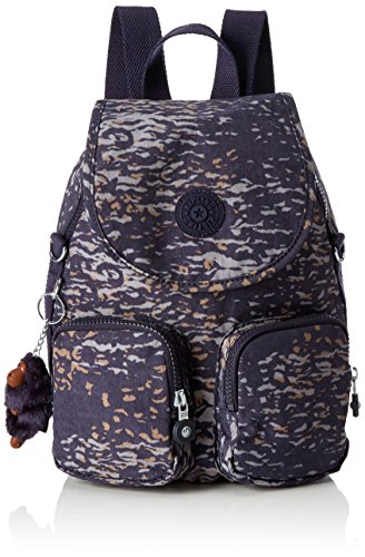 Kipling Firefly Up - Mochilas Mujer Varios colores (Water Camo)