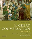 The Great Conversation 9780199999682