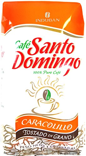 Santo Domingo Coffee Caracolillo Exclusive