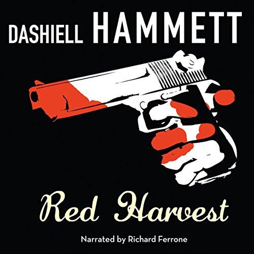 Bargain Audio Book - Red Harvest