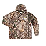 NFL San Diego Chargers Adult Champion Realtree Xtra Polyester Tech Fleece Pullover, 5X, Camo