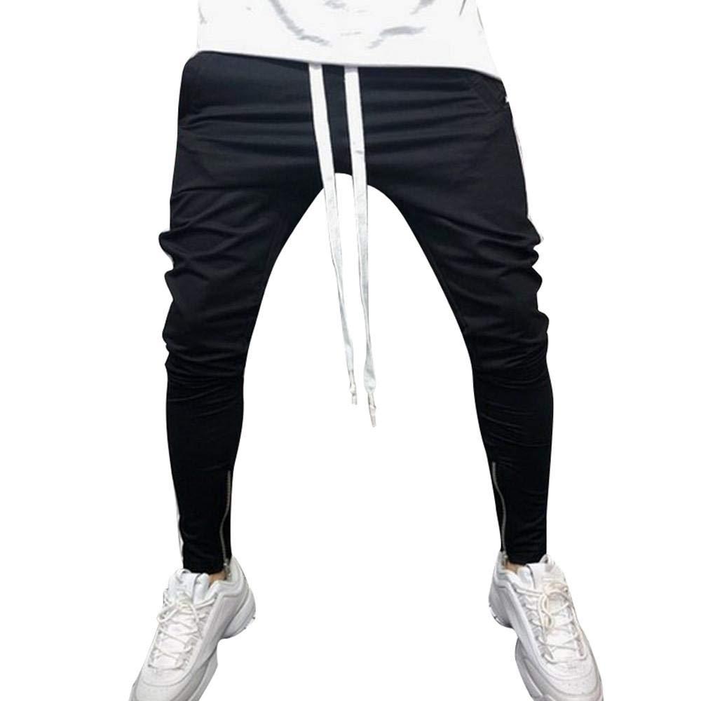 Taille Sport Jiameng Hop Grande Homme De Hommes Pantalons Hip bf6IYv7gym
