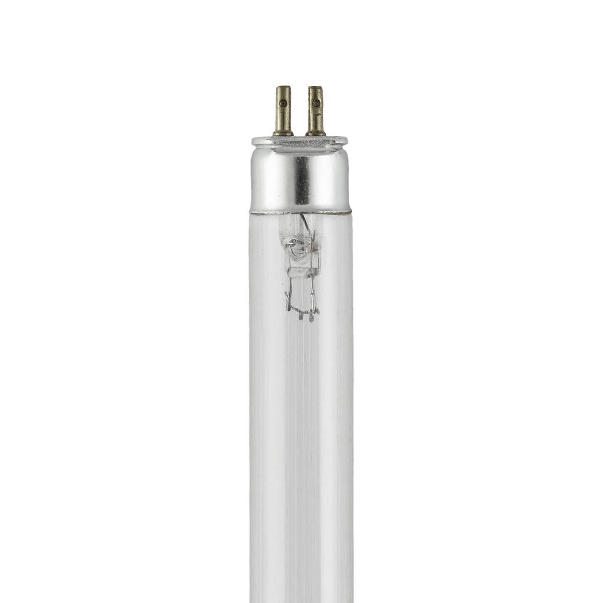 G6T5 6 Watt Germicidal Tube Watts 6W Type T5 Germicidal UV Bulb