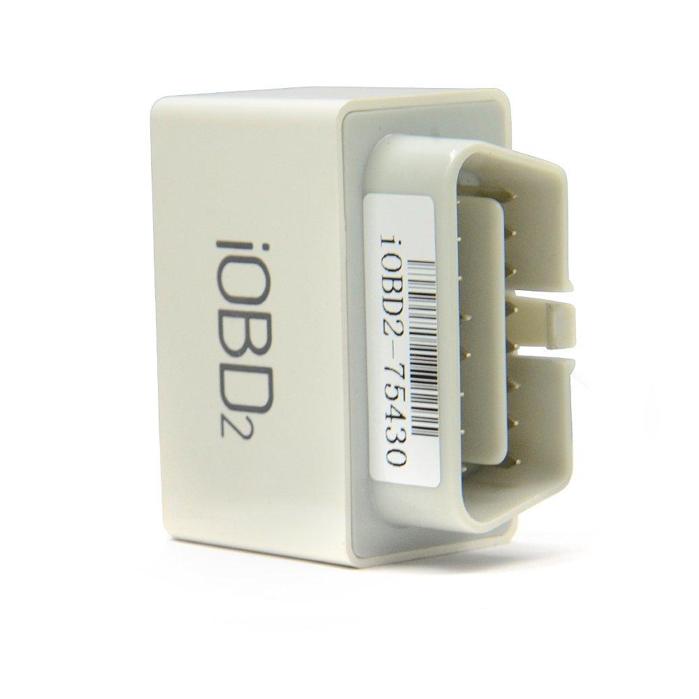 Xtool iobd2 MFi Bluetooth EOBD/OBD2 Auto Diagnose Scanner Tool ...