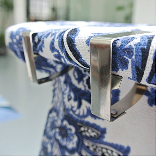 Table & Sofa Linens - 4pcs Stainless Steel Table Cloth Clips Table Cover Holder For Party Wedding