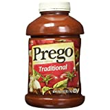 Prego Traditional Italian Pasta Sauce, 67 Oz, 2 Count