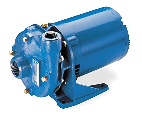 Pump 460v - Cast Iron 1-1/2 HP Centrifugal Pump 208-230/460V