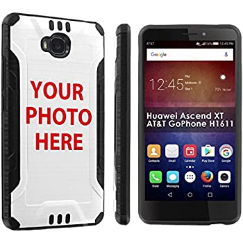 newest a51b5 5929a Amazon.com: [Mobiflare] Huawei Ascend XT [AT&T H1611] Shock Proof ...