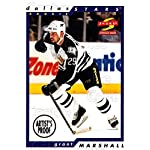 (CI) Grant Marshall Hockey Card 1996-97 Score (base) 261 Grant Marshall
