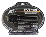 Peavey Pvi 100 Dynamic Vocal Cardiod Microphone with XLR Cable and Clip