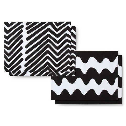 marimekko-for-target-reversible-placemats-4ct-lokki-print-black