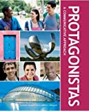Protagonistas – Student Edition w/ Supersite Code and Student Activities Manual