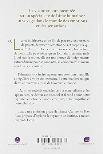 La Vie intérieure (IC.HORS COLLECT) (French Edition)
