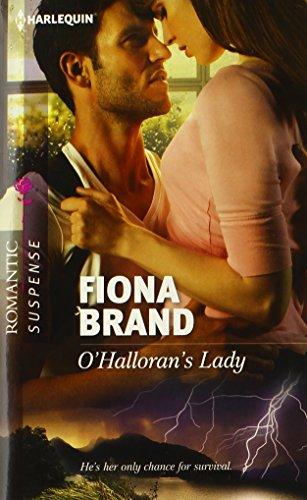 book cover of O\'Halloran\'s Lady