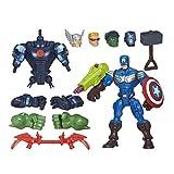 Marvel Avengers Super Hero Mashers Ultimate Avengers Set