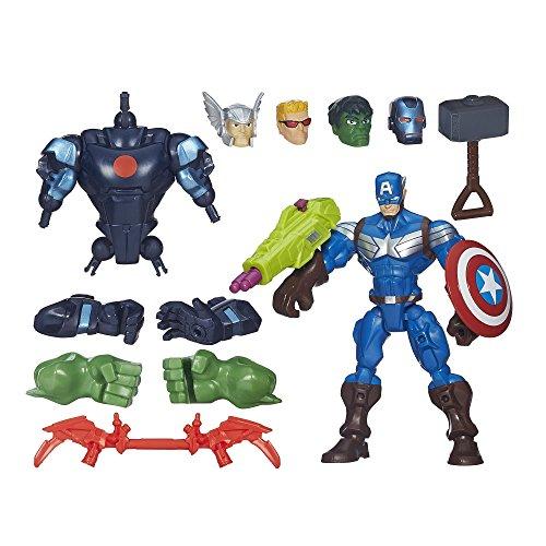 Marvel Avengers Super Hero Mashers Ultimate Avengers Set (Super Heroes Avengers)