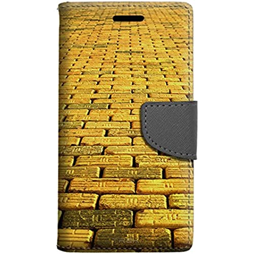 Samsung Galaxy S7 Edge Wallet Case - Yellow Brick Road Case Sales