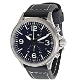 Sinn DuoChronograph 756 Men's Watch in Tegimented Steel (Certified Pre-owned)